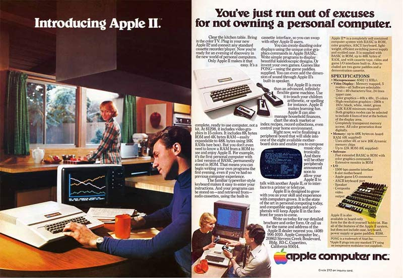 Introducing Apple II