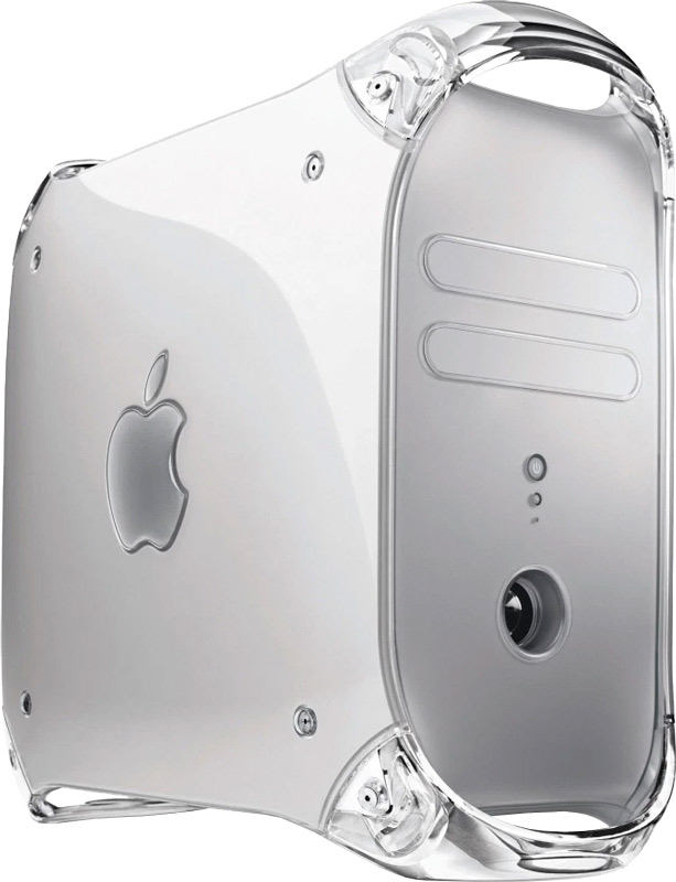 Mac G4 Quicksilver
