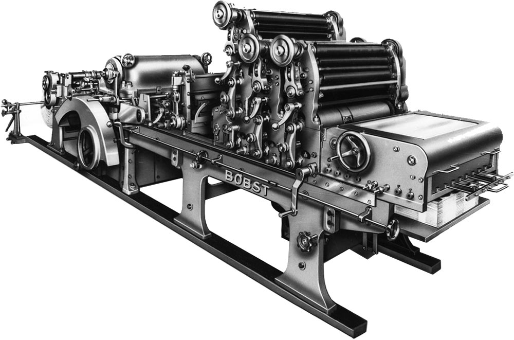 1900 - 1949 | The history of printing during the 20th century