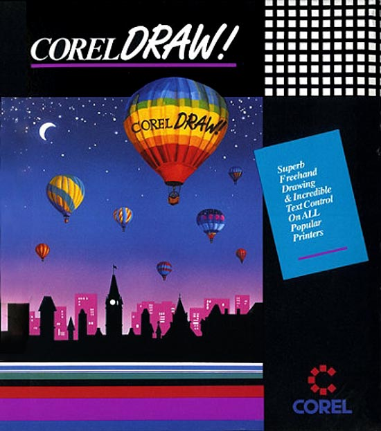 Corel Draw 1.0