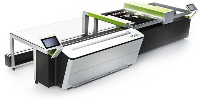 Esko CDI Crystal 5080 XPS flexo imaging system