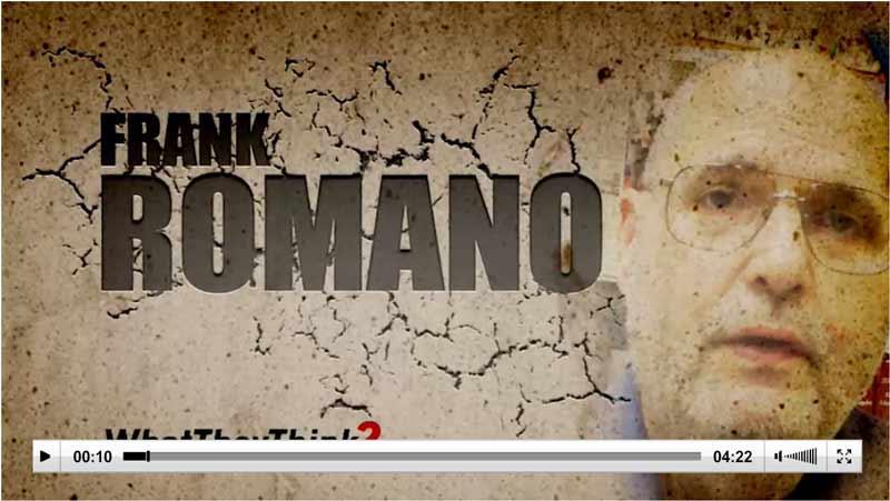Frank Romano video