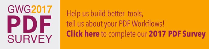 PDF survey