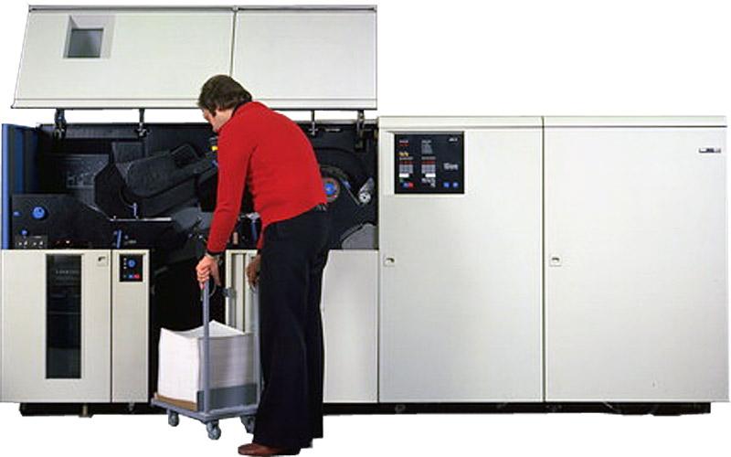 IBM 3800 laser printer