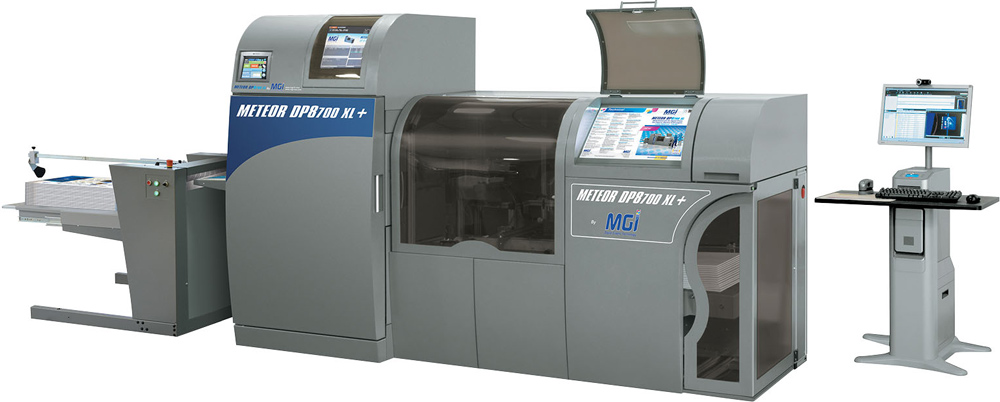 MGI Meteor DP8700 XL+ digital press