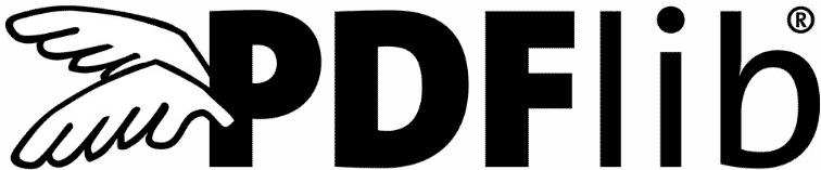 PDFlib software