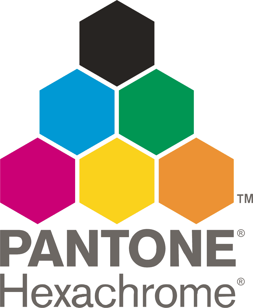 Pantone Hexachrome 6-color printing