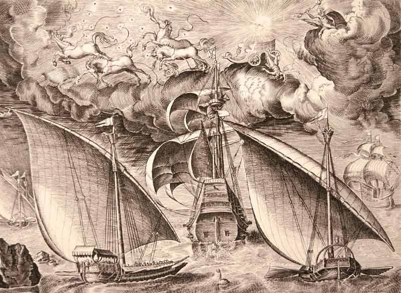 engravings at Plantin-Moretus museum