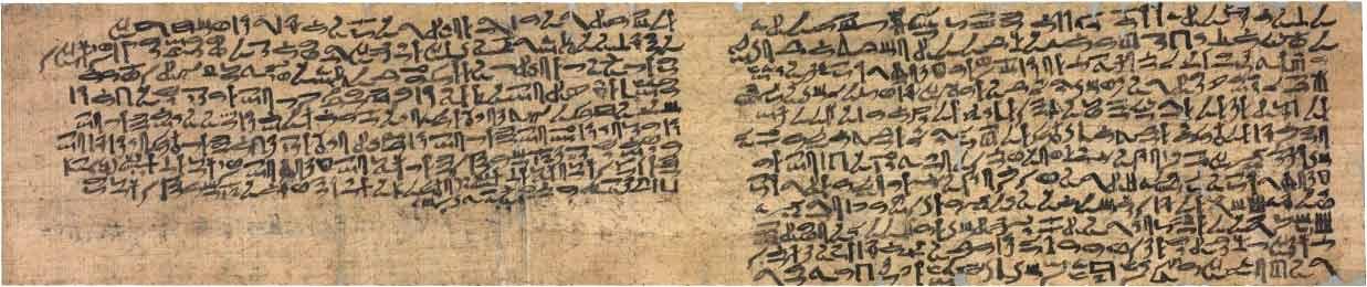 Prisse papyrus