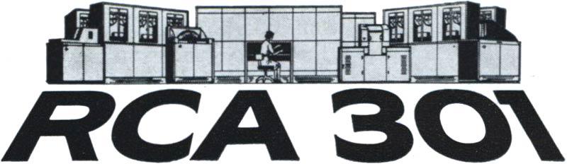 RCA 301 mainframe