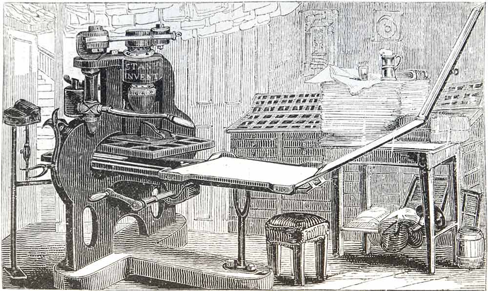 1800-1849 | The history of printing during the 19th century