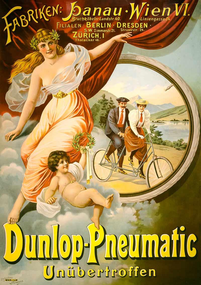 Dunlop poster
