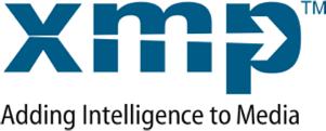 XMP metadata standard
