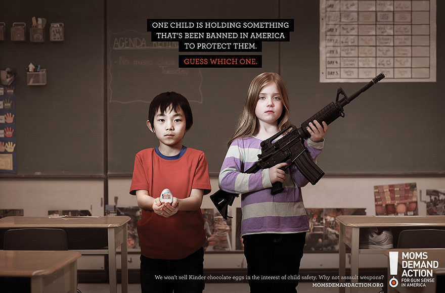 ad - gun control