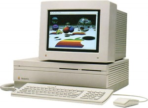 The Mac IIfx was launched in 1990