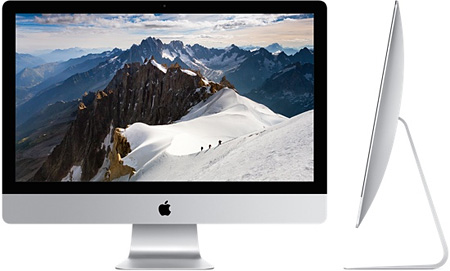 "The 5K display of the 27"" iMac is great for photography, drawing and page layout"