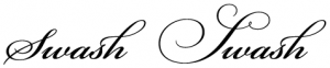 The S swash of Bickham Script Pro (right)