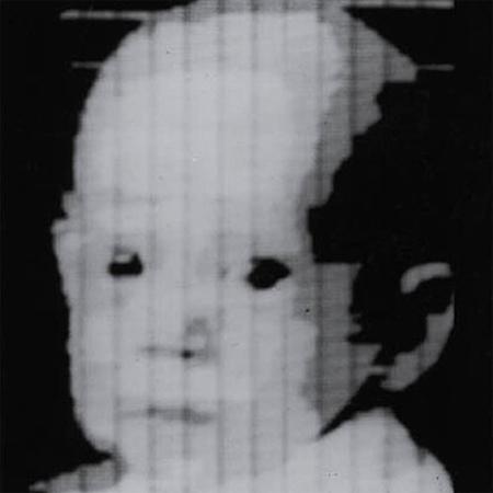 scan of a photograph by Russel Kirsch