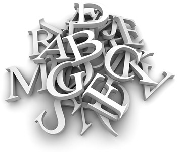 A pile of type