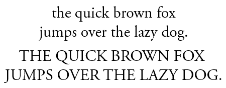 Garamond Regular