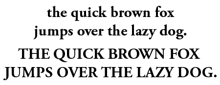 The Garamond font | 30 typeface's look, history and usage at