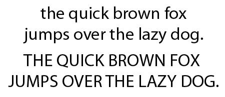 font myriad pro