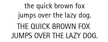 Rotis Sans Serif 55