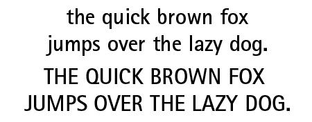 Rotis Sans Serif 65 Bold