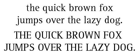 Rotis Serif 55