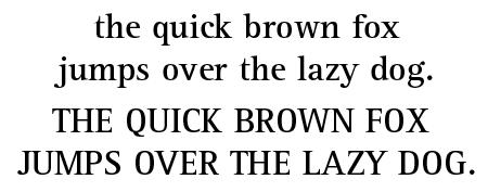 Rotis Serif 65 Bold