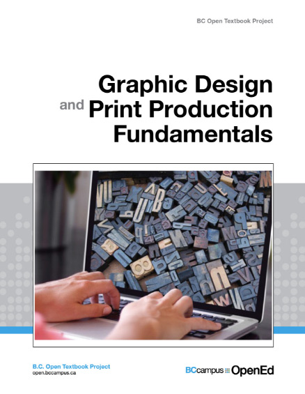 book on graphic design print production fundamentals