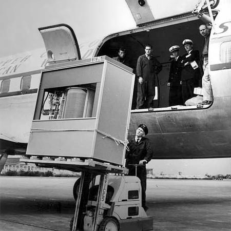 Shipping a 5 MB hard drive