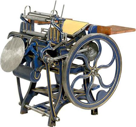 Liberty jobbing press