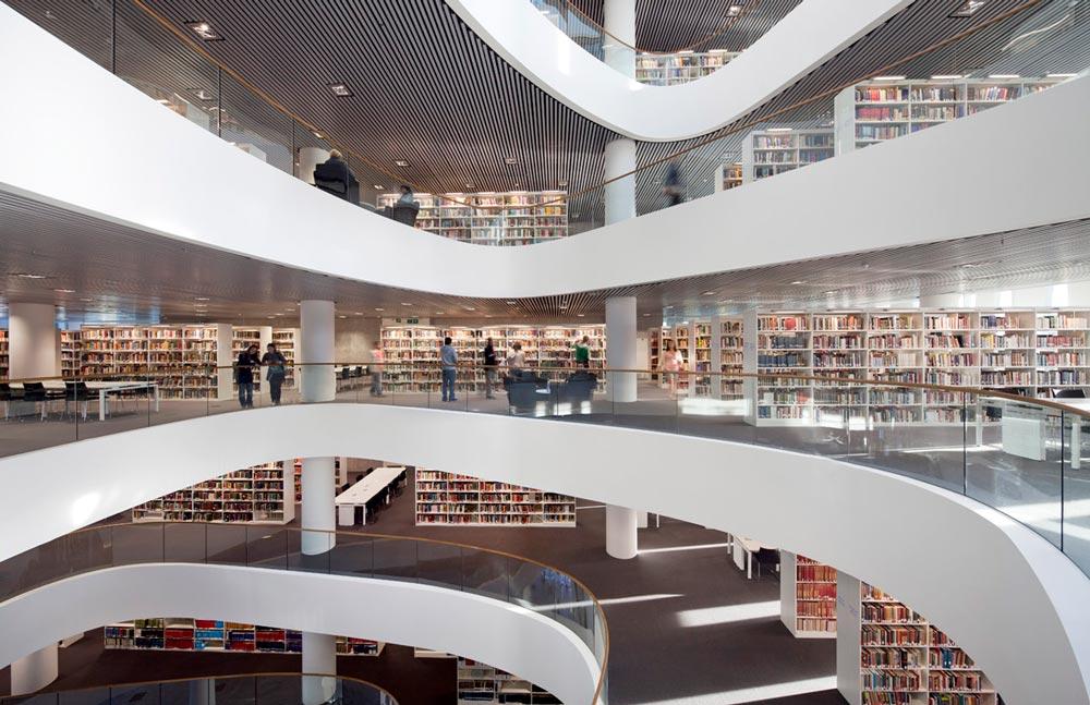 Library of Aberdeen