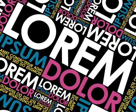 Lorem Ipsum filler text