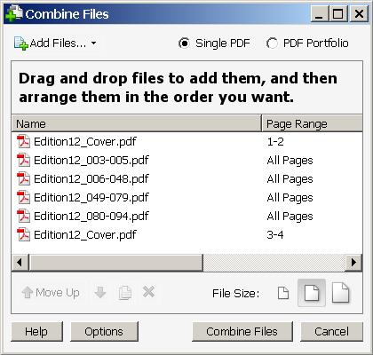 MERGE PDF FILES EPUB DOWNLOAD