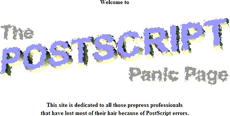 GIF banner for my home page in 1999