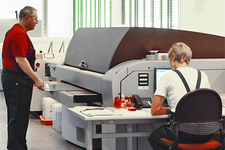 Prepress | People, processes, equipment and software