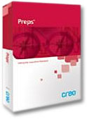 Creo Preps software