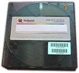 Syquest cartridge