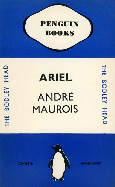 'Ariel' from Andre Maurois