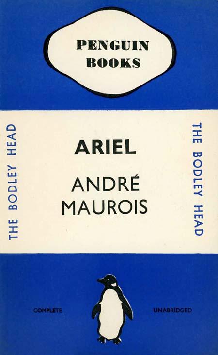 'Ariel' d'André Maurois