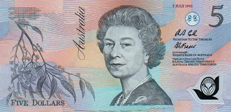 Australia issues the first polymer banknote in general circulation
