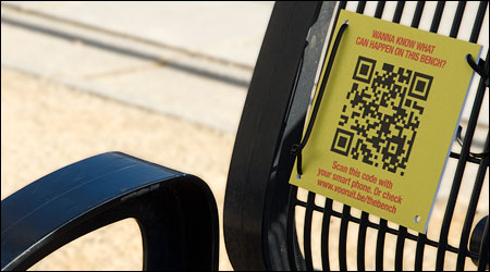 QR codes | Examples of their creative use and design
