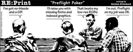 Preflight Poker