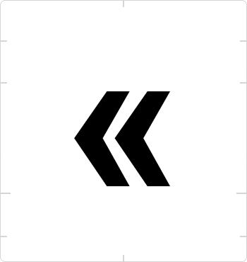 left angle double quotation mark