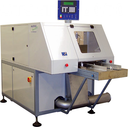 Fastset 60/700 three-knife trimmer