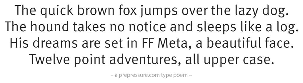 FF Meta type example